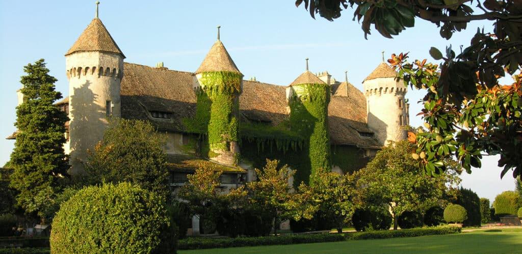Une vie de Château à Ripaille